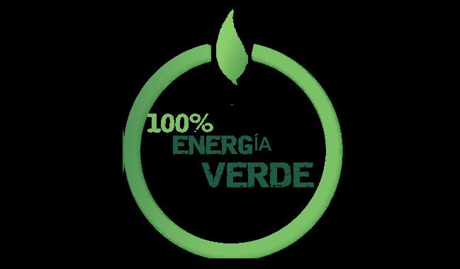 Logo GO! 100VERDE